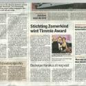 20131118_AD-Stichting-Zomerkind-wint-Timmie-Award
